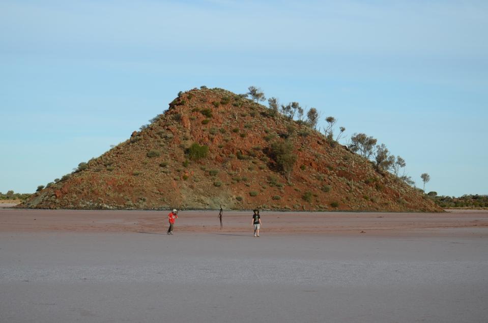 Lake Ballard,West Australian Gold Fields
