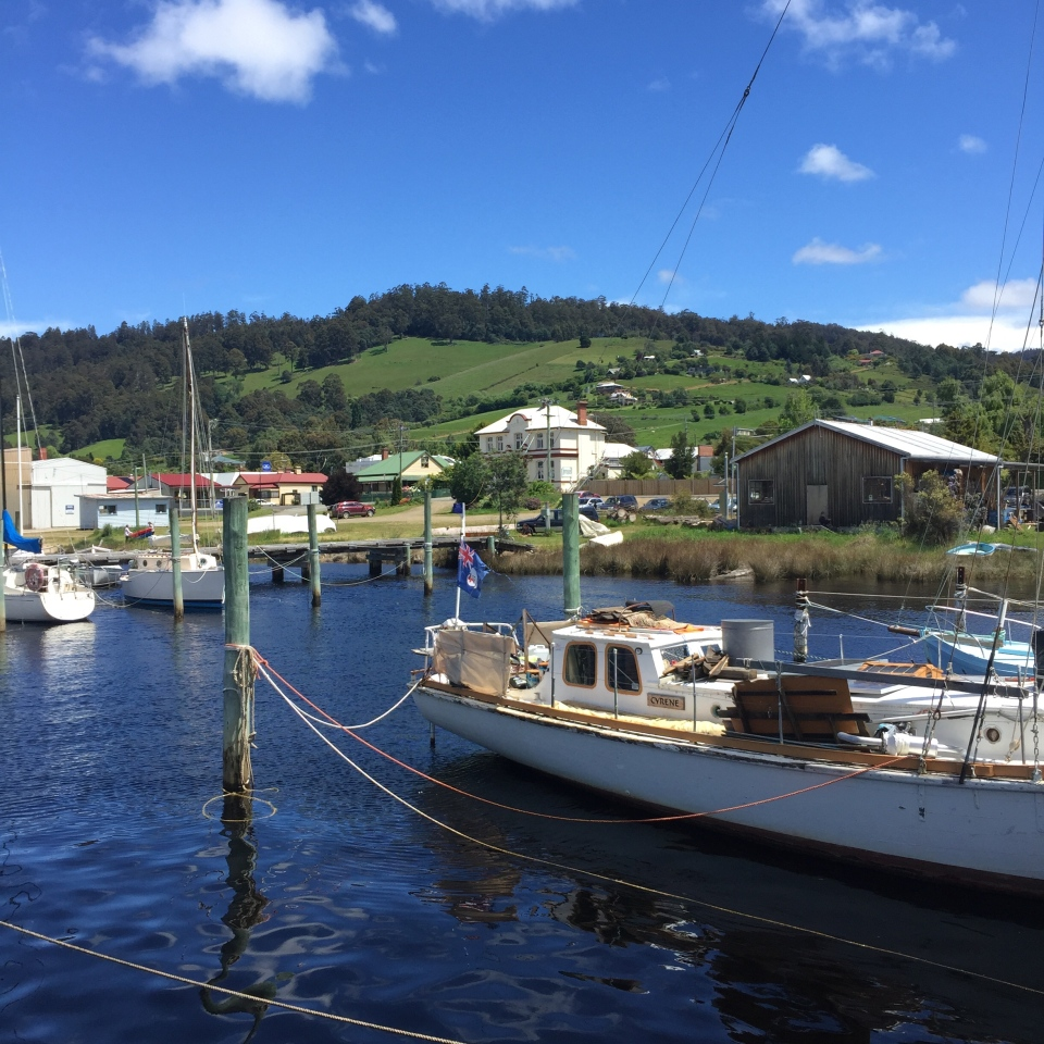 South West Tasmania.