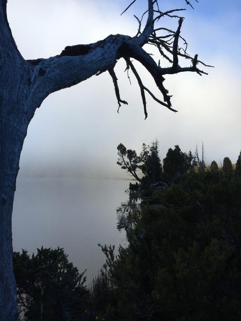 Tasmanian Wilderness Lake