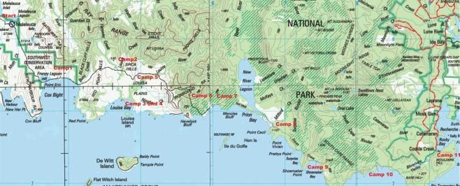South-Coast-Track-Map-Tasmania-large